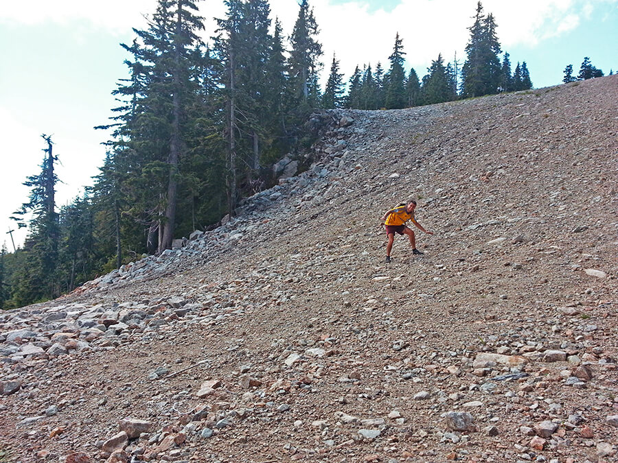 Eagle Bluff ski slopes one of the best hikes in Vancouver