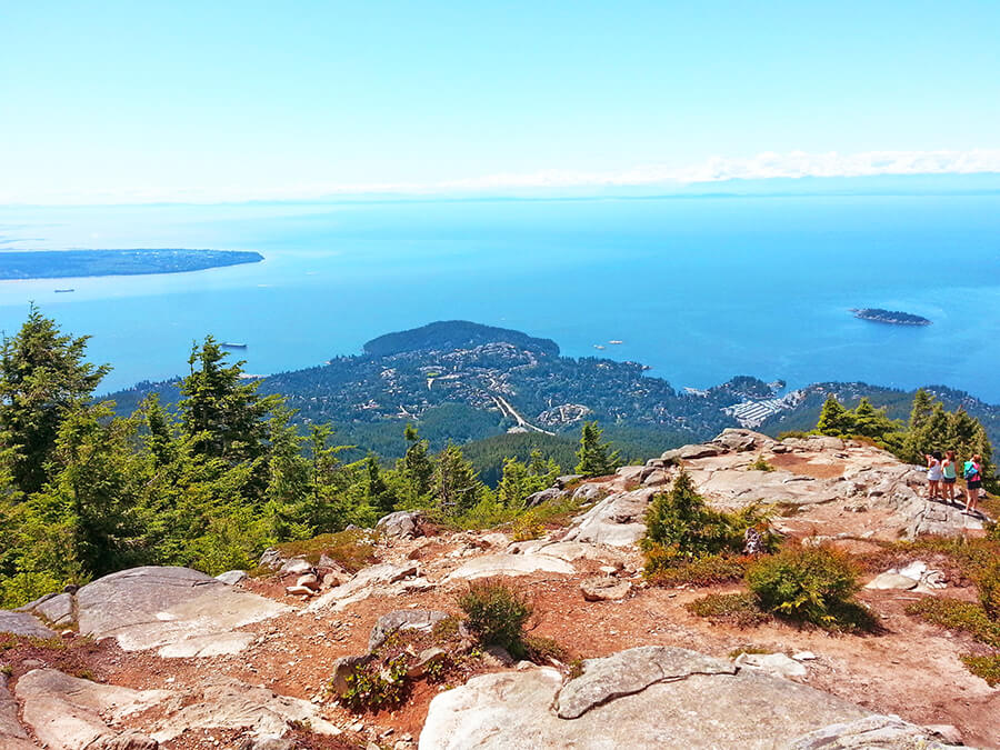 Eagle Bluff, Cypress Mountain, hikes in Vancouver